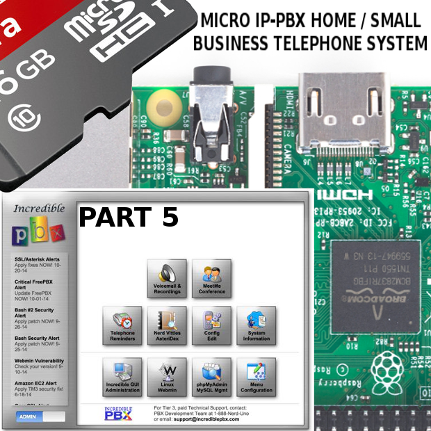 mini ippbx telephone system part 5
